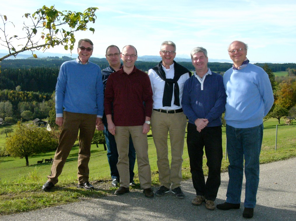 pns group autumn 2013 meeting in Allgäu, Bavaria