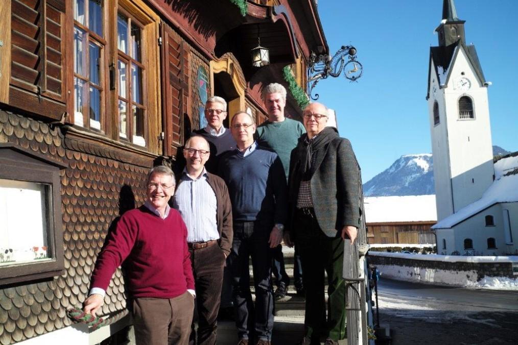 35. pns group international conference in Schwarzenberg